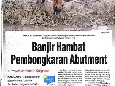 Banjir_Hambat_Pembongkaran_Abutment
