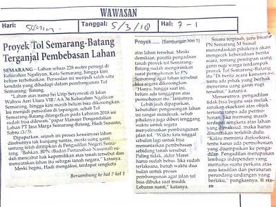 Proyek_Tol_Semarang_Batang_Terganjal_Pembebasan_Lahan