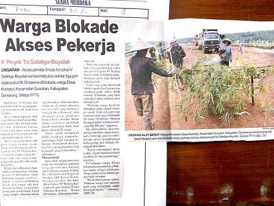 Warga_Blokade_Akses_Pekerja